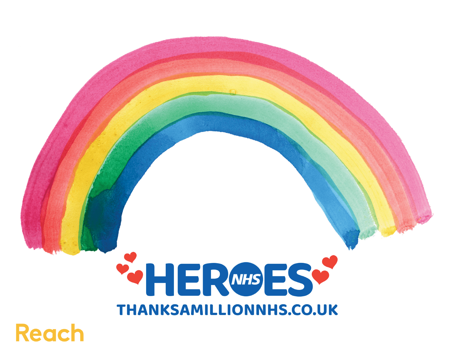 Care and Choice rainbow NHS heroes